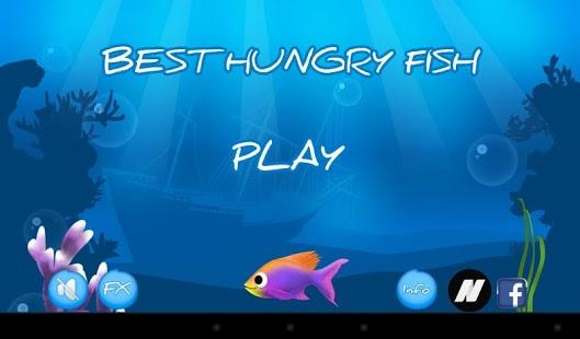 Capture d'écran Meilleur Hungry Fish