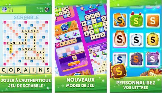 Capture d'écran Scrabble Go