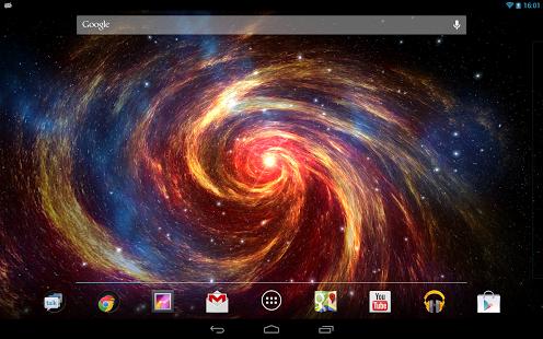 Capture d'écran Galaxy Pack
