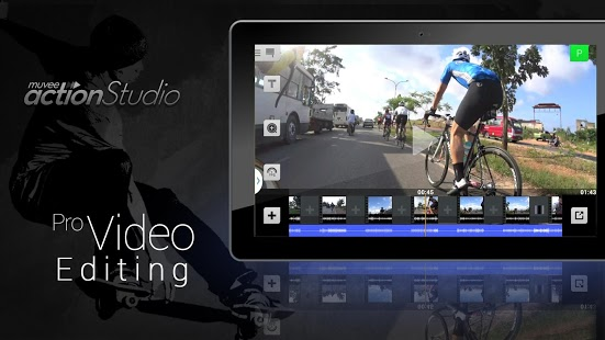 Capture d'écran Action Studio Video Editor