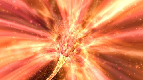 Capture d'écran Animated Wallpaper: Space Journey 3D
