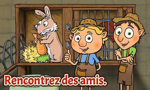 Capture d'écran Farm Friends – Jeux Enfants