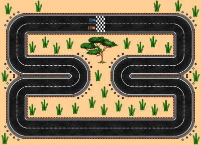 Capture d'écran Fun Racing