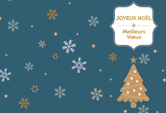 Capture d'écran Carte de Noël 2016 au format Word