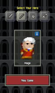 Capture d'écran Shattered Pixel Dungeon