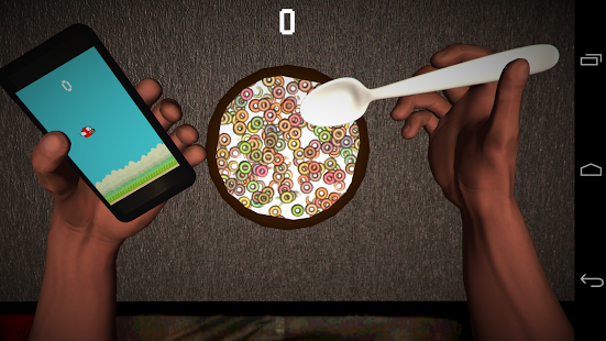 Capture d'écran Impossible Breakfast Simulator Android