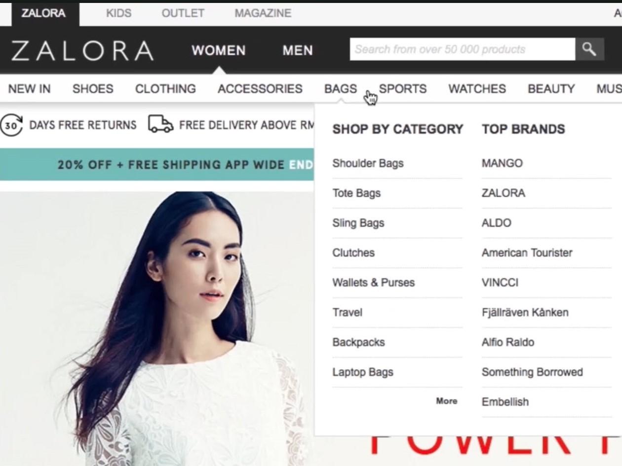 Capture d'écran Oracle Marketing Cloud– Expérience Client Solutions