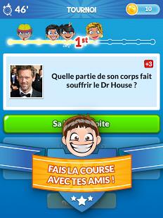 Capture d'écran Quiz Run – Jeu fun entre amis