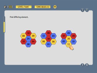 Capture d'écran PIQE: Chain of Puzzles
