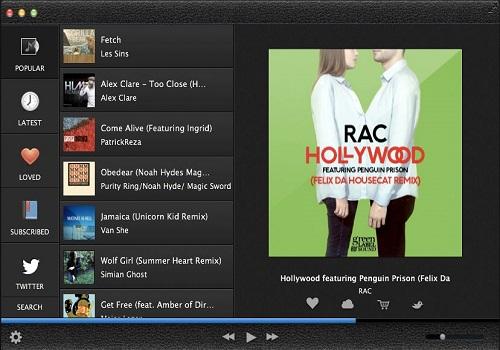 Capture d'écran Hypegram