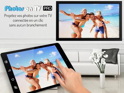 Capture d'écran Photos on TV Pro