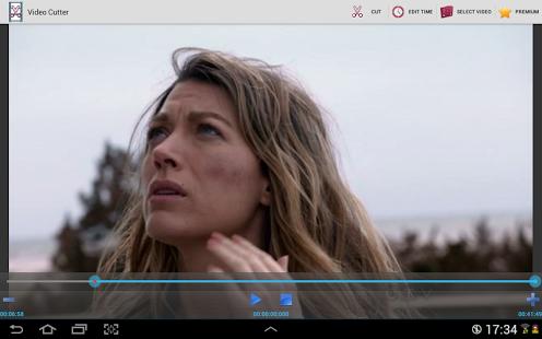 Capture d'écran Video Cutter