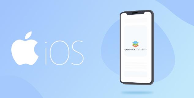 Capture d'écran ONLYOFFICE Documents pour iOS