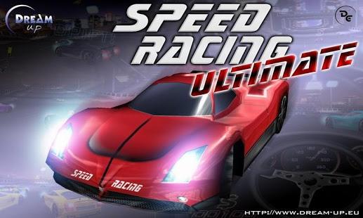 Capture d'écran Speed Racing Ultimate