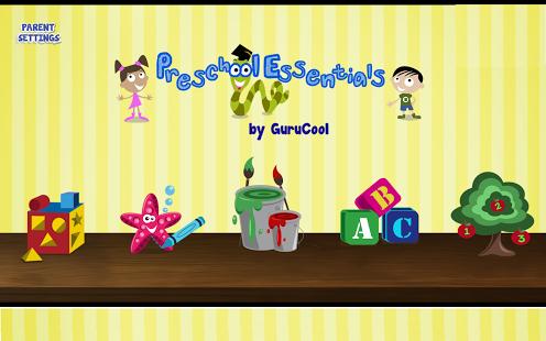 Capture d'écran Jeux éducatifs pour enfants