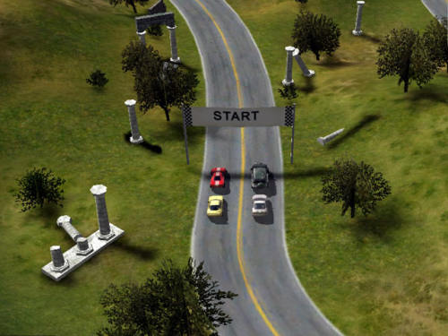 Capture d'écran Intense Racing 2