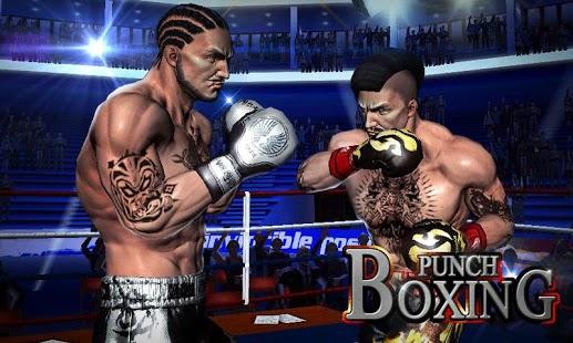 Capture d'écran Perforer la Boxe – Boxing 3D