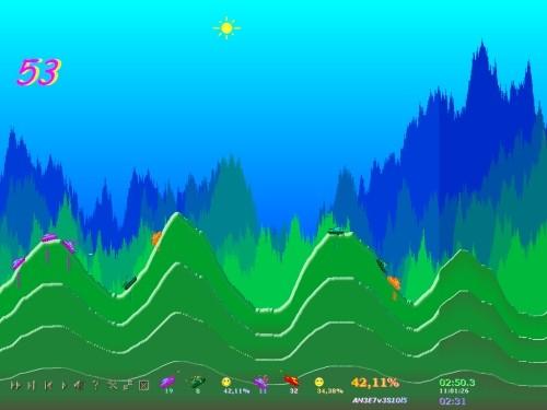Capture d'écran TankGap Game