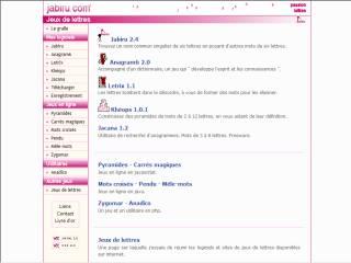 Capture d'écran Jabiru Mac