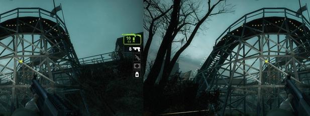 Capture d'écran TriDef 3D