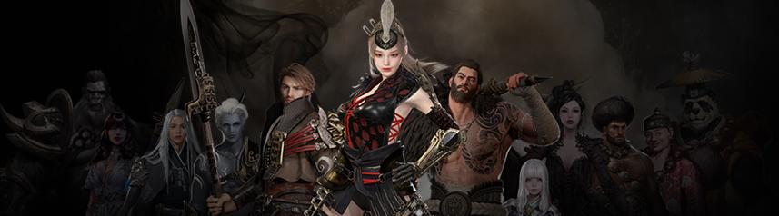 Capture d'écran Hunter Arena : Legend