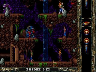 Capture d'écran Blackthorne