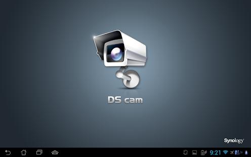 Capture d'écran DS cam
