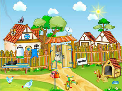 Capture d'écran Farm Yard