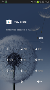 Capture d'écran Serrure (Smart App Lock)
