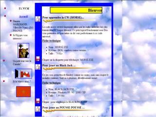 Capture d'écran BlackJack