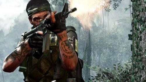 Capture d'écran Call of Duty : Black Ops