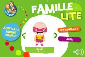 Capture d'écran Les Incollables : spécial famille iOS