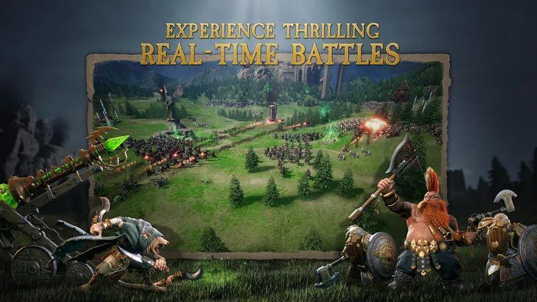 Capture d'écran Total War Battles : Warhammer Android
