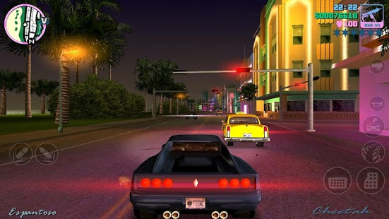 Capture d'écran Grand Theft Auto: Vice City