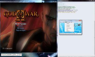 Capture d'écran PCSX2