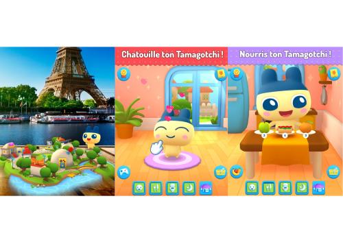 Capture d'écran My Tamagotchi Forever iOS