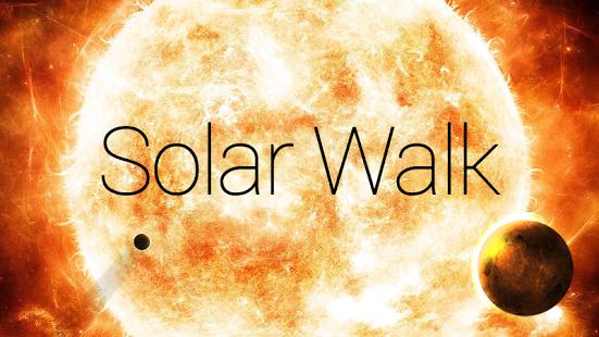 Capture d'écran Solar Walk – Planètes