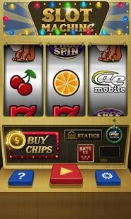 Capture d'écran AE Slot Machine