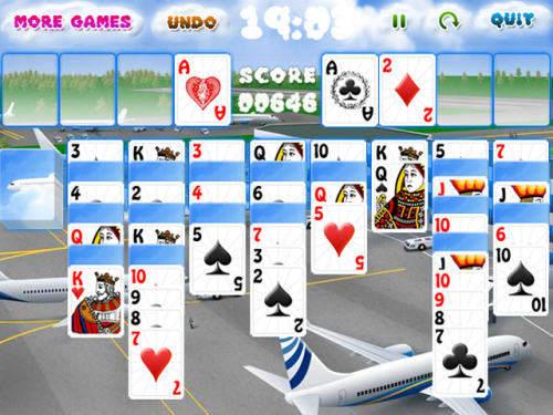 Capture d'écran Airport Solitaire MAC
