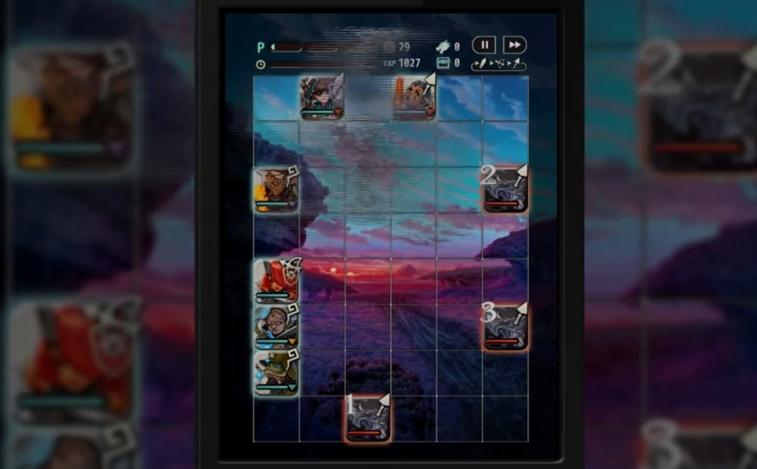 Capture d'écran Terra Battle iOs