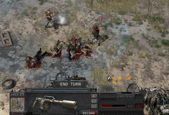 Capture d'écran Krai Mira