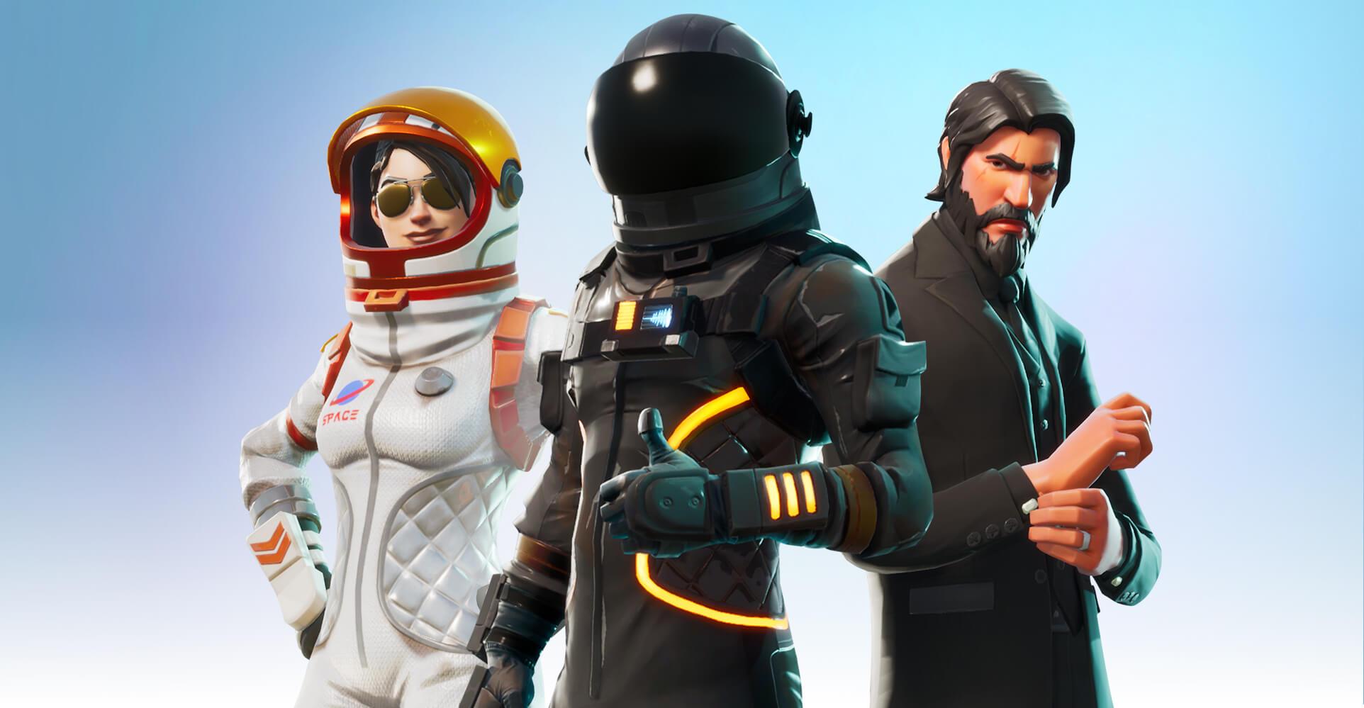 Capture d'écran Fortnite Battle Royale iOS