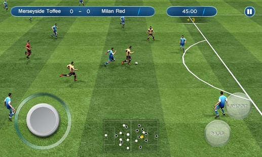 Capture d'écran Football Ultime