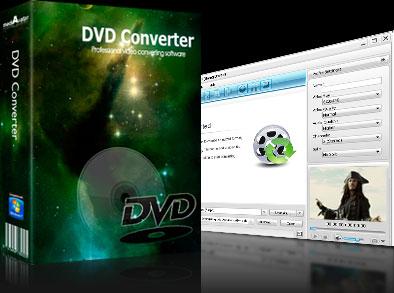 Capture d'écran mediAvatar DVD Convertisseur