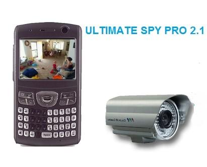 Capture d'écran Ultimate Spy Pro
