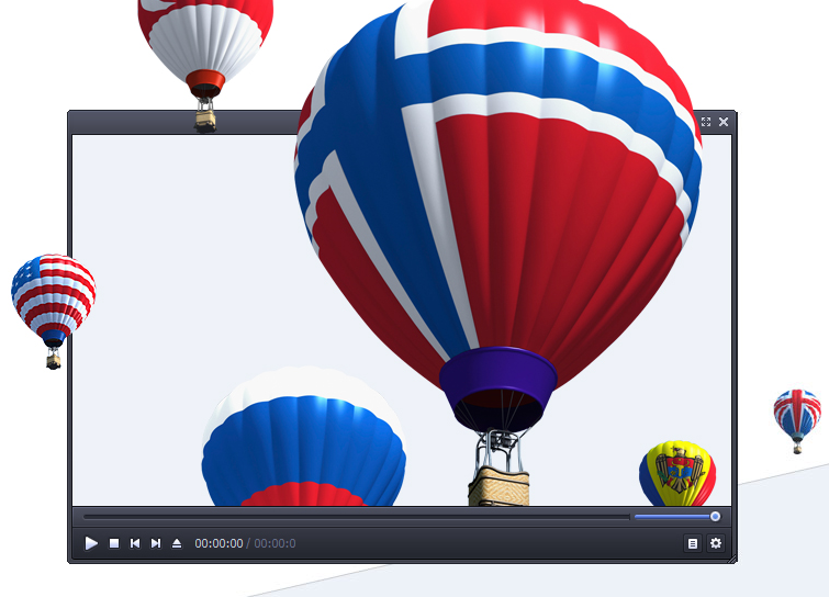Capture d'écran PotPlayer
