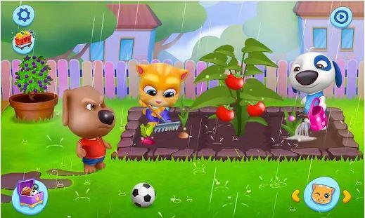 Capture d'écran Mon Tom qui Parle – Amis pour Android
