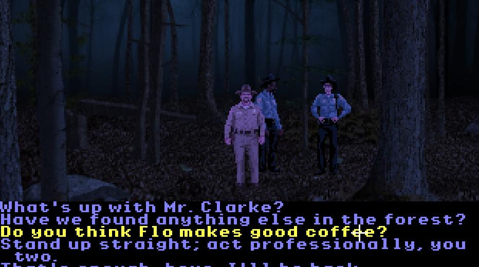Capture d'écran Stranger Things