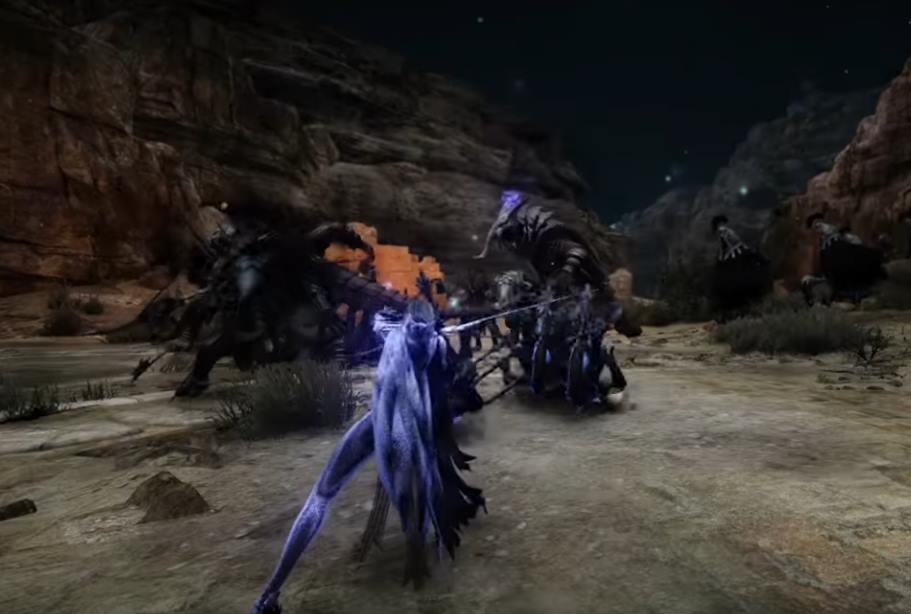 Capture d'écran Black Desert Online
