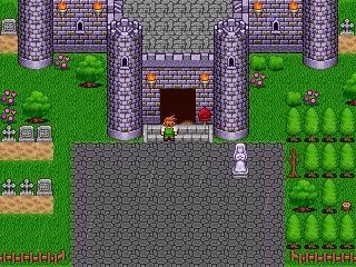 Capture d'écran Enji Quest